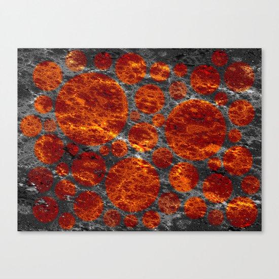 red dwarf region Canvas Print