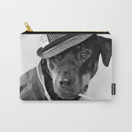 The Reporter - Rotweiler Dog Carry-All Pouch