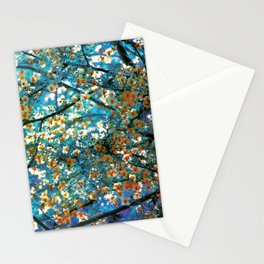 Into The Mystic Palo Verde Tree Stationery Cards
