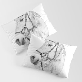 Inka horse Pillow Sham