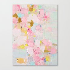 Cotton Candy Dreams Canvas Print