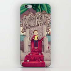 The GOOD Morty iPhone & iPod Skin