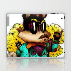 Watch & Learn Dear Creatures (Color Version) Laptop & iPad Skin