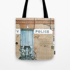 COUNTY POLICE Tote Bag