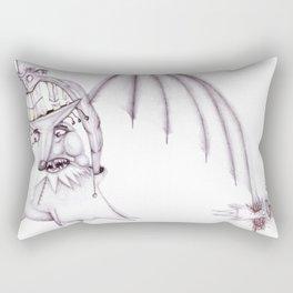 Scare/crow Rectangular Pillow