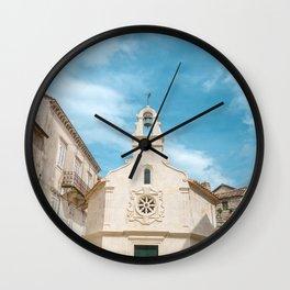 Jelsa 1.0 Wall Clock