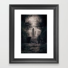 Wicked Season Framed Art Print