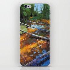 Gold Rush! iPhone & iPod Skin