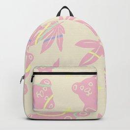 CBD Gummy Bears Seamless Pattern Backpack