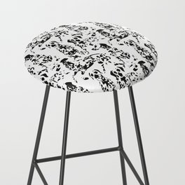DALMATIAN / pattern pattern Bar Stool