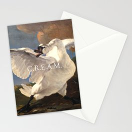 C.R.E.AM. Stationery Cards