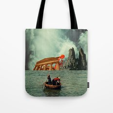 We Are All Fishermen Tote Bag