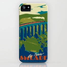 Visit Hogsmeade iPhone Case