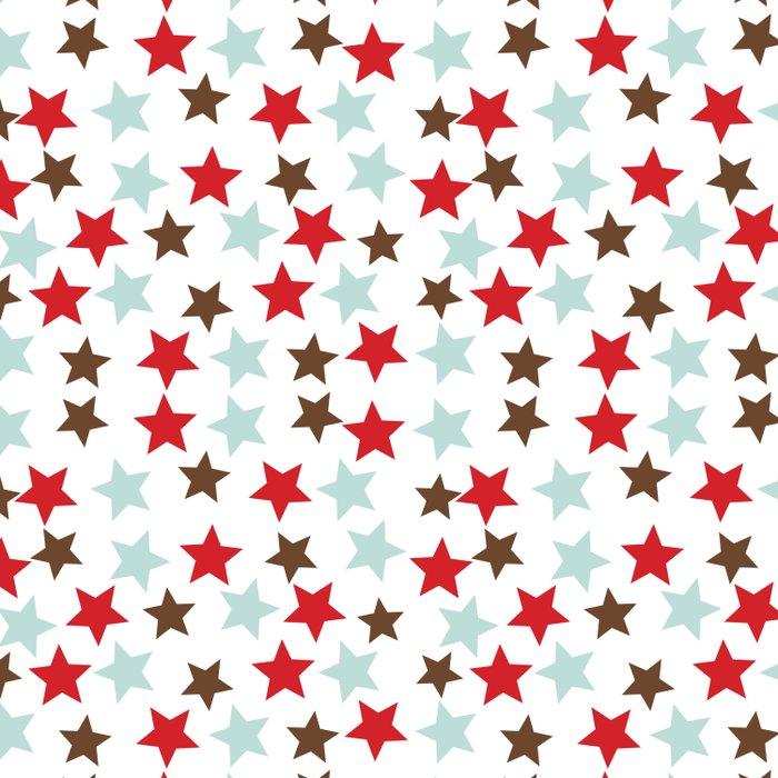 Christmas stars Duvet Cover