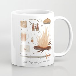 House of the Brave Coffee Mug