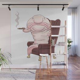Blobfish Wall Mural