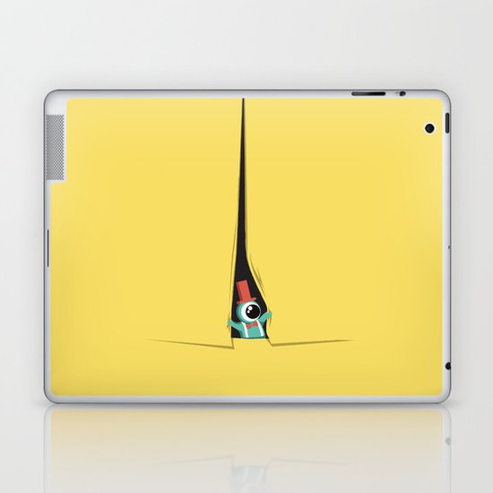 Peek show! Laptop & iPad Skin