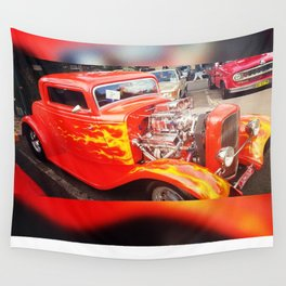 Ford Hot Rod 1932 Wall Tapestry