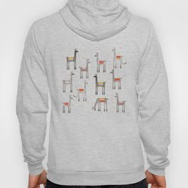 Llamas in the Meadow Hoody