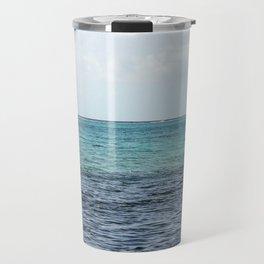 Beautiful Ocean Travel Mug