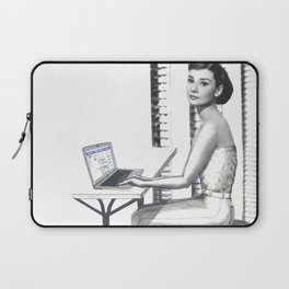 Even the Famous Facebook Stalk Laptop Sleeve