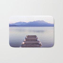 Lake Annecy, France Bath Mat