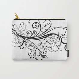 Doodle French Curves Carry-All Pouch