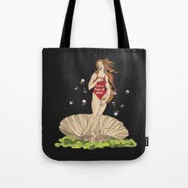 VENUS EAT A BAG OF DICKS Tote Bag