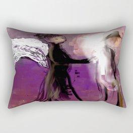 Healing Hands Rectangular Pillow