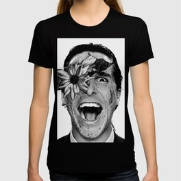 Psycho Flower T-shirt