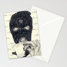 Mask 1 Stationery Cards