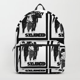 We Will Not Be Silenced I Backpack