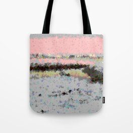 Lights of nature Tote Bag