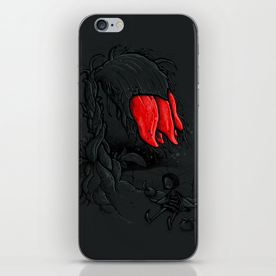 Void Spirit iPhone & iPod Skin