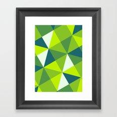 Spring Madness Framed Art Print