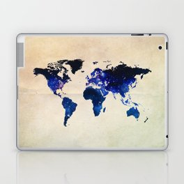 Big World Out There Laptop & iPad Skin