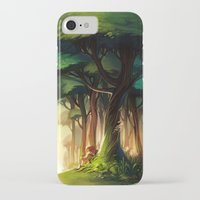 loish iPhone & iPod Cases featuring Rest by loish