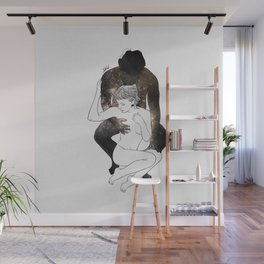 You are the meaning of peace. Wall Mural
