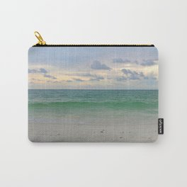 Evening Storm Passing By Carry-All Pouch