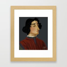 Giuliano De' Medici Framed Art Print