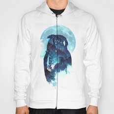 Midnight Owl Hoody