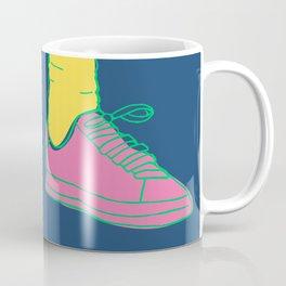 Colorful Running Sneakers Coffee Mug