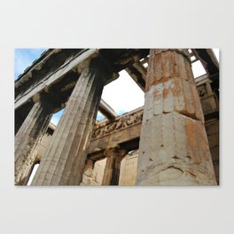 Ancient World Canvas Print