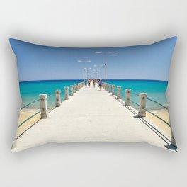 Porto Sano Island (RR 278) Rectangular Pillow
