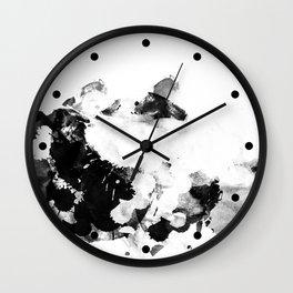 Get Up Wall Clock
