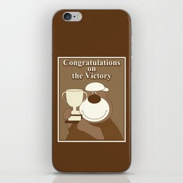WE♥GOLF iPhone Skin