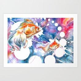 Megacosm Art Print