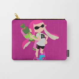 Inkling Girl (Pink) - Splatoon Carry-All Pouch