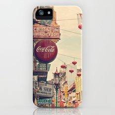 Chinatown (San Francisco) iPhone (5, 5s) Slim Case