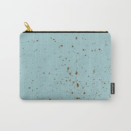 Robin Egg Blue Carry-All Pouch